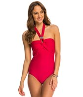 Amoena Luxor Keyhole Mastectomy One Piece Swimsuit