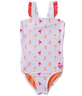 Roxy Girls' Flamingo Beach One Piece (6mos-24mos)