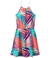 Roxy Kids Girls' Barefoot Halter Dress (8yrs-16yrs)