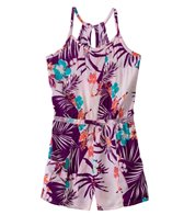 Roxy Kids Girls' Along the Shore Romper (8yrs-16yrs)