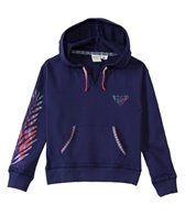 Roxy Kids Girls' Palm Pullover Hoodie (8yrs-16yrs)