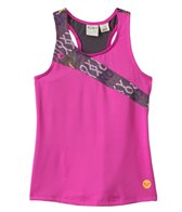 Roxy Kids Girls' Active Twisted Tank (8yrs-16yrs)
