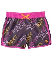 Roxy Kids Girls' Active Twisted Logo Short (8yrs-16yrs)