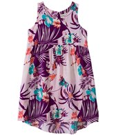 Roxy Kids Girls' Over Seas Dress (2T-5T)