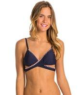 Bikini Lab Wrappers Delight Wrap Bra Top