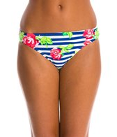 Betsey Johnson Rose Gingham Hipster Bottom