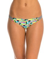 Gossip Graphic Fusion Strappy Hipster Bottom