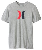 Hurley Men's Icon Short Sleeve Tee