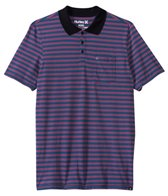 Hurley Men's Dri-Fit Pier Short Sleeve Polo