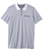 Hurley Men's Dri-Fit Lagos Short Sleeve Polo