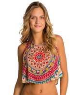 Billabong Festival Vibes Halter Top