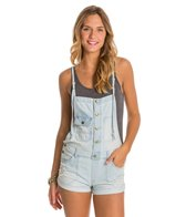 Billabong Not Really Over It Overalls