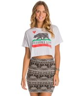 Billabong Bears Republic Crop Top