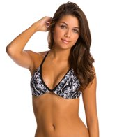 Hurley Pineapple Block Halter Top