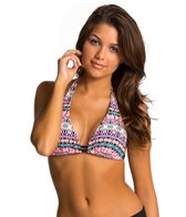 Hurley East Side 2 Way Halter Top