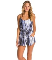 Lucy Love Under The Influence Riley Romper