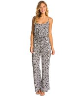 Lucy Love Palm Leaves Jumpsuit