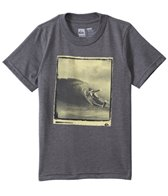 Quiksilver Boys' Top Hat S/S Tee (8yrs-20yrs)