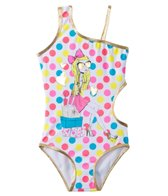 Jantzen Girls' California Cool Beverly Hills One Piece (4yrs-6yrs)