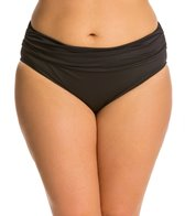 Tommy Bahama Plus Size High Waist Sash Bottom