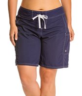 Tommy Bahama Plus Size Solid 9 Boardshort