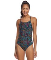 Sporti Fish Tank Thin Strap Swimsuit