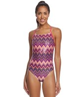 Sporti Indirect Foil Micro Back Swimsuit