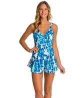 MINKPINK Blueberry Bloom Romper