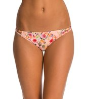 MINKPINK Peachy Bloom Cut Out Bottom