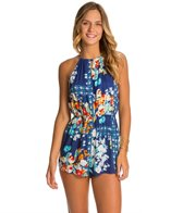 MINKPINK Evening Bloom Romper