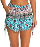 MINKPINK Sky High Side Tie Short