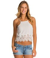 MINKPINK Beachside Breeze Crop Top