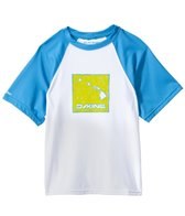 Dakine Boys' H2O-Boy Short Sleeve Surf Shirt (6-12)