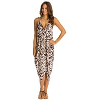 Vince Camuto Exotic Island Cover Up Dress