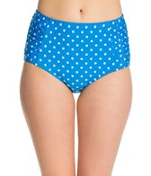 Jantzen Starboard Dot Vintage High Waist Bottom