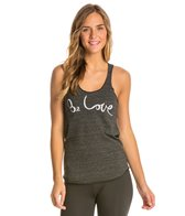 Be Love Women's Racer Tank