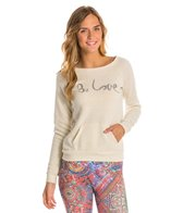 Be Love Women's Fleece Pullover