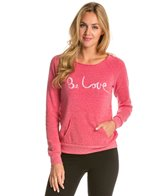 Be Love Women's Eco Fleece Pullover