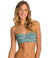 Hot Water Gone South Underwire Midkini Bikini Top