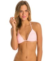 Hot Water Gone South Push Up Triangle Bikini Top
