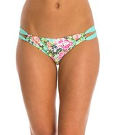 Hot Water Wildflower Tunnel Hipster Bikini Bottom