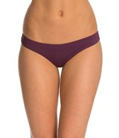 Sofia Solid Berry Buzios Bikini Bottom