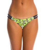 Sofia Jardin Green Rio Brazilian Bikini Bottom