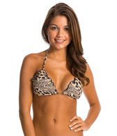 Sofia Soleil Ripple Triangle Bikini Top