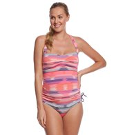 Pez D'or Maternity Palm Springs Navajo Jacquard Tankini Two Piece