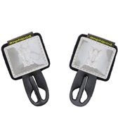 Amphipod Reflective Race Number Tabs (for 1 belts)