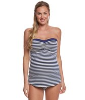 Pez D'or Maternity La Mer 3 Piece Kodak Striped Set