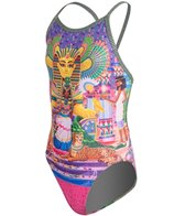 Amanzi Cleopatra Girls' One Piece Swimsuit