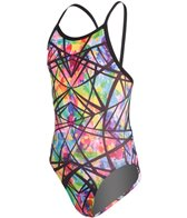 Amanzi Prismatic Girls' One Piece Swimsuit