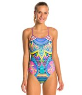 Amanzi Moroccan Nights Women's One Piece Swimsuit